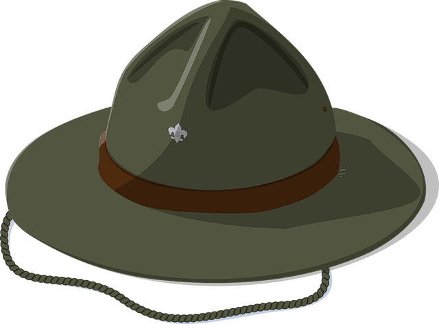 Car Wallpaper Clipart Hat Scout Usa 183 Free Vector Graphic On Pixabay