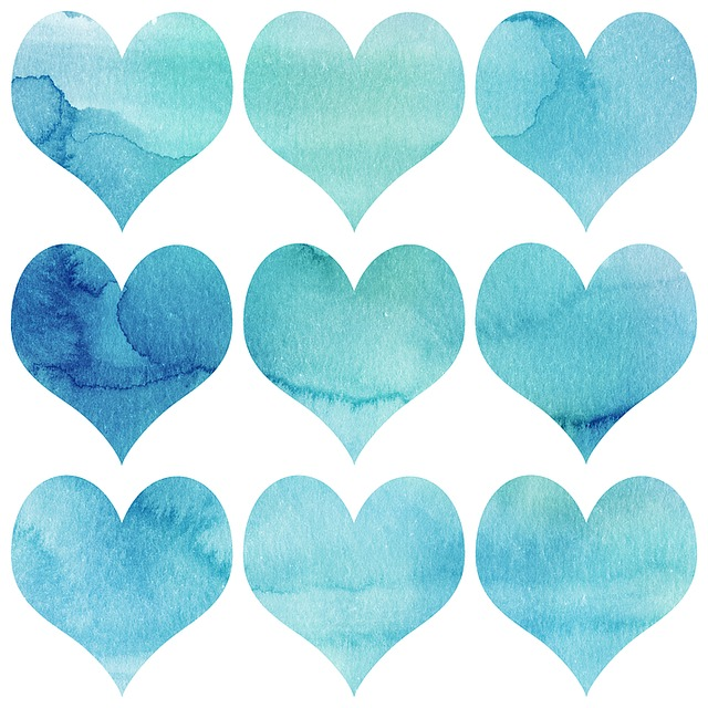 Car Wallpaper Clipart Romance Hearts Watercolor 183 Free Image On Pixabay