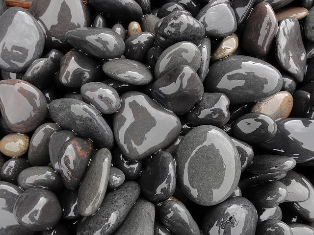 Black Abstract Wallpaper Boulders Background Structure 183 Free Photo On Pixabay