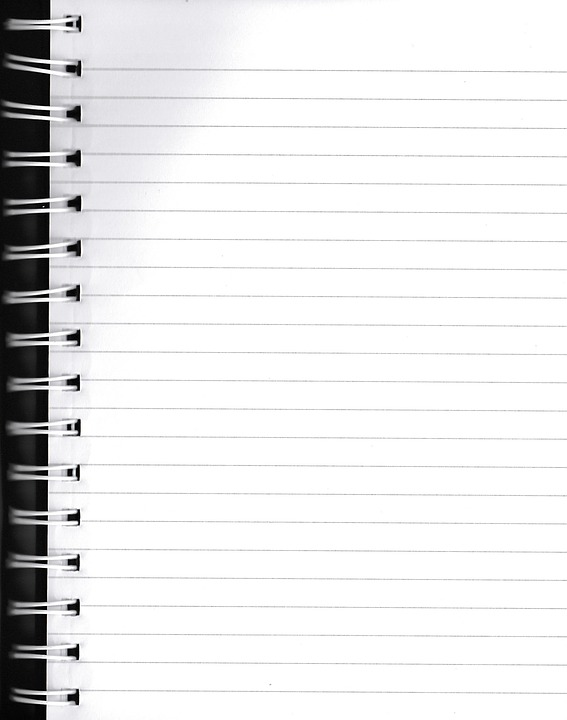 Binder Lined Paper · Free photo on Pixabay - line paper