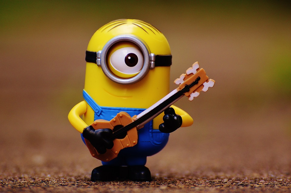 Cute Photos Hd Wallpaper Minion Muziek Gitaar 183 Gratis Foto Op Pixabay