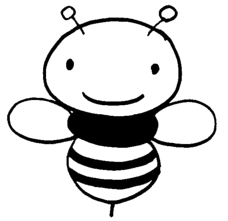 Free Animated Frog Wallpaper Free Illustration Bee Insect Bug Character Free
