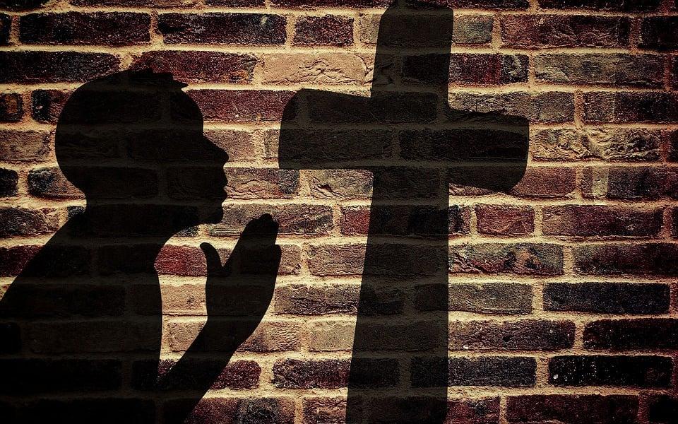Easter Wallpaper Hd Kostenlose Illustration Beten Kreuz Wand Gebet