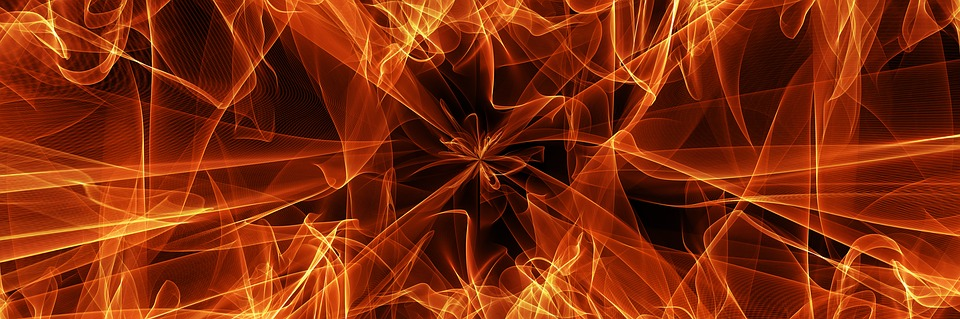 Abstract Vector Wallpaper Hd Free Illustration Flame Fire Abstract Burn Free