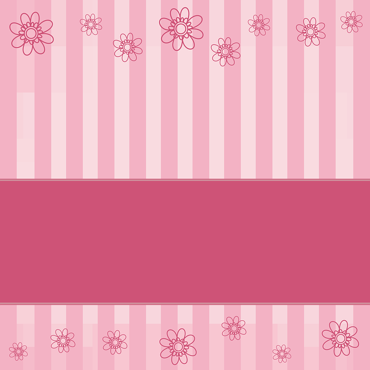 Cute Baby And Mother Wallpaper Background Flowers Pink 183 Free Vector Graphic On Pixabay