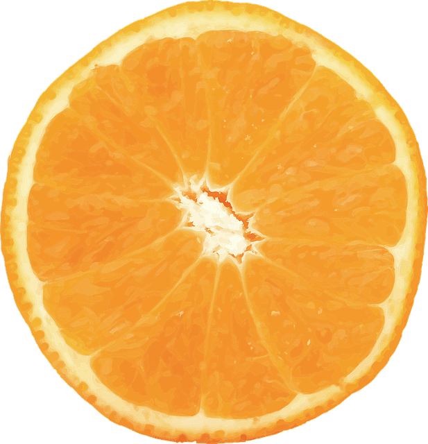 Download Sweet Girl Wallpaper Orange Vector Fruit 183 Free Vector Graphic On Pixabay