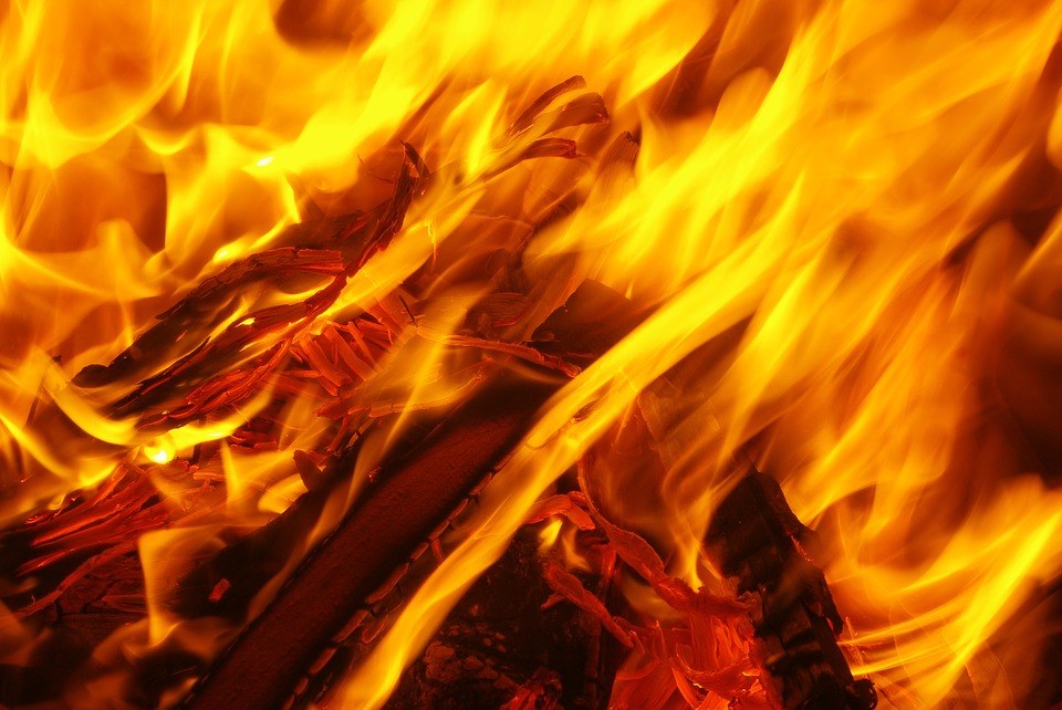 Heat Wallpaper Hd Free Photo Fire Flame Embers Carbon Free Image On