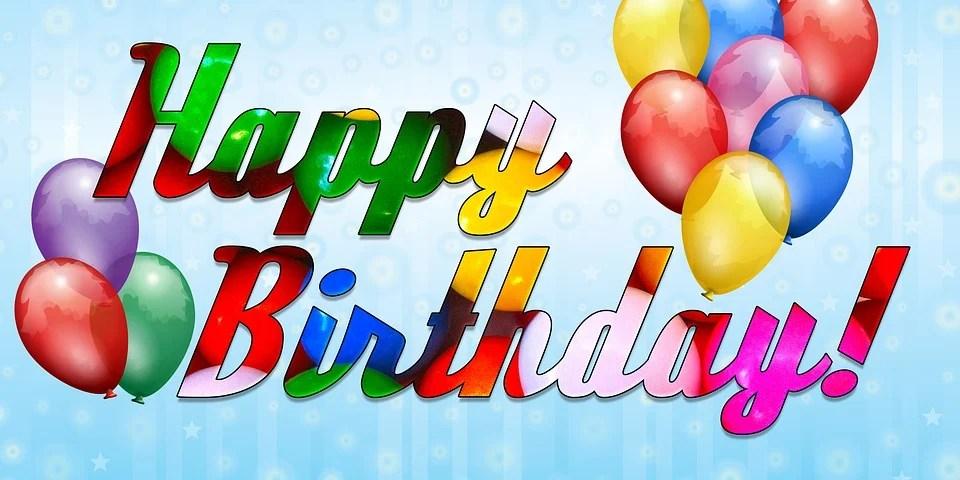 Ferie Tillykke Med Fødselsdagen · Gratis billeder på Pixabay