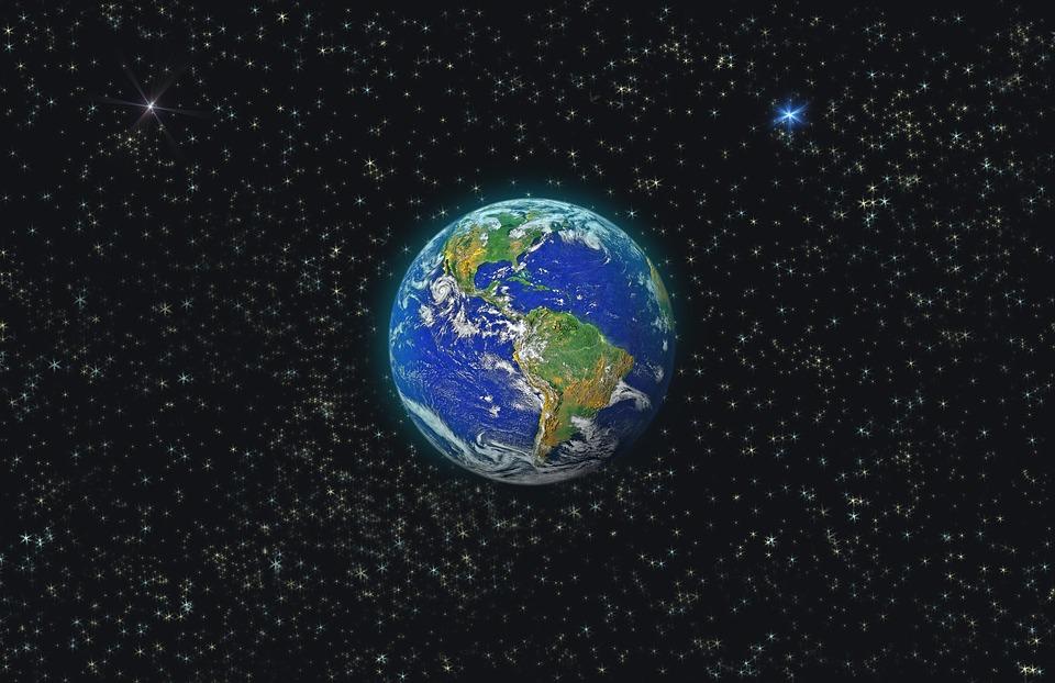Vertical Wallpaper Hd Ilustraci 243 N Gratis Cosmos Tierra Planeta Estrellas