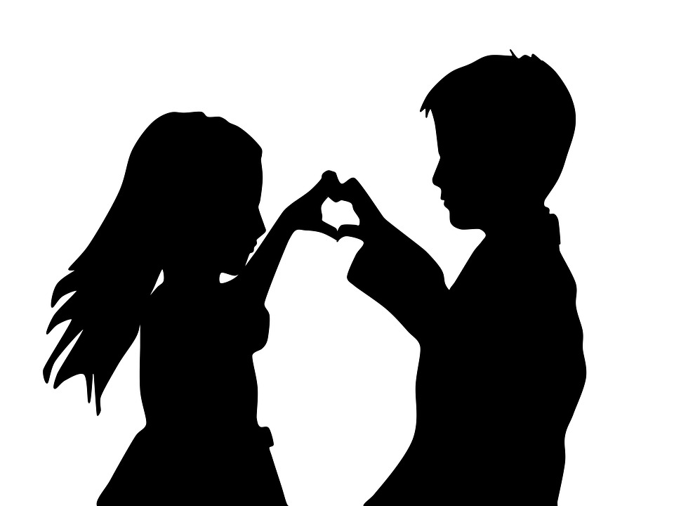 Boy Proposing Girl Hd Wallpaper Boy And Girl Silhouette Love 183 Free Image On Pixabay
