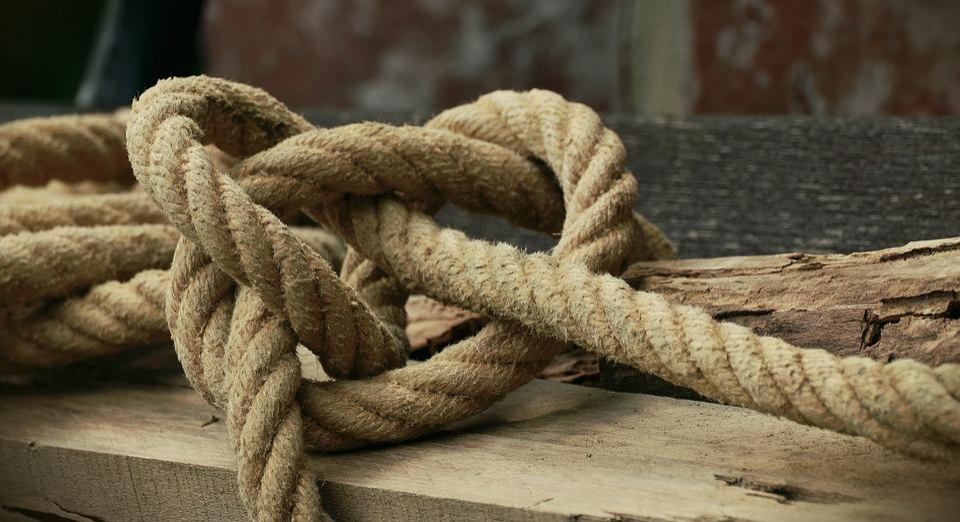Broken Heart Animation Wallpaper Free Photo Rope Natural Rope Knot Knitting Free