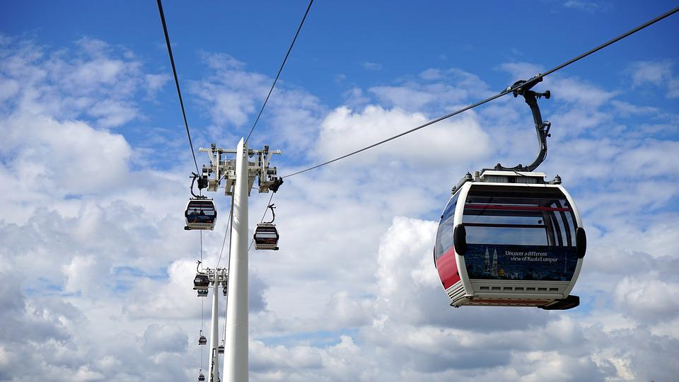 Car Black Wallpaper Vertical Free Photo Cable Car Sky Cable Car Free Image On