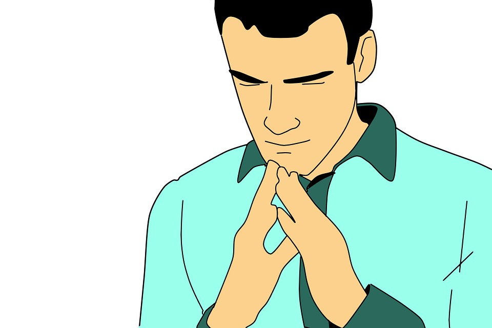 Girl And Boy Cartoon Wallpaper Praying Man Prayer 183 Free Image On Pixabay