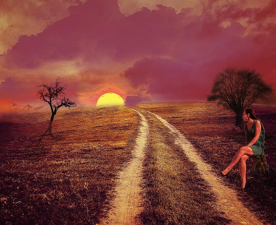Free Disney Fall Wallpaper Landscape Expectation Woman 183 Free Image On Pixabay