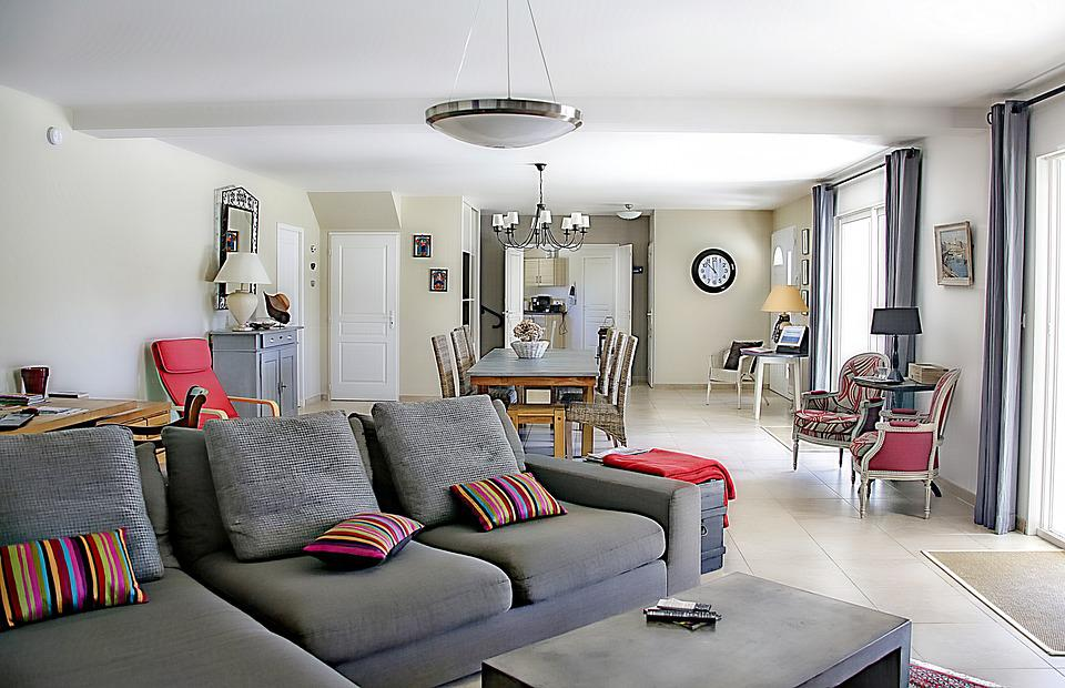 Free photo Living Room, Armchair, Furnishing - Free Image on - living room armchair