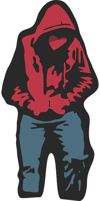 Dope Girl Wallpaper Hoodie Red Jeans Hip 183 Free Vector Graphic On Pixabay