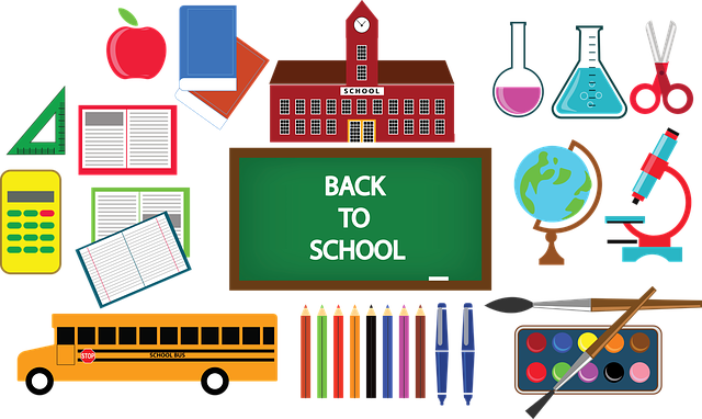 Education Back To School Free Vector Graphic On Pixabay