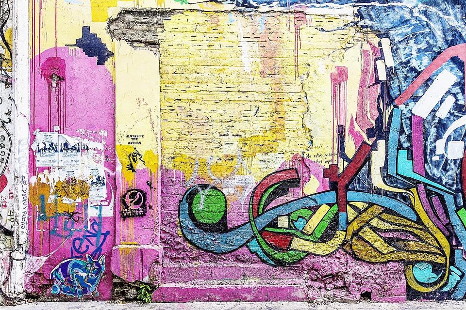 Urban Wallpaper Hd Free Photo Background Graffiti Grunge Free Image On