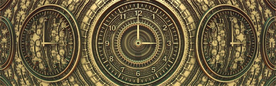Free Hd Flower Wallpaper Free Illustration Banner Header Time Ancient Clock