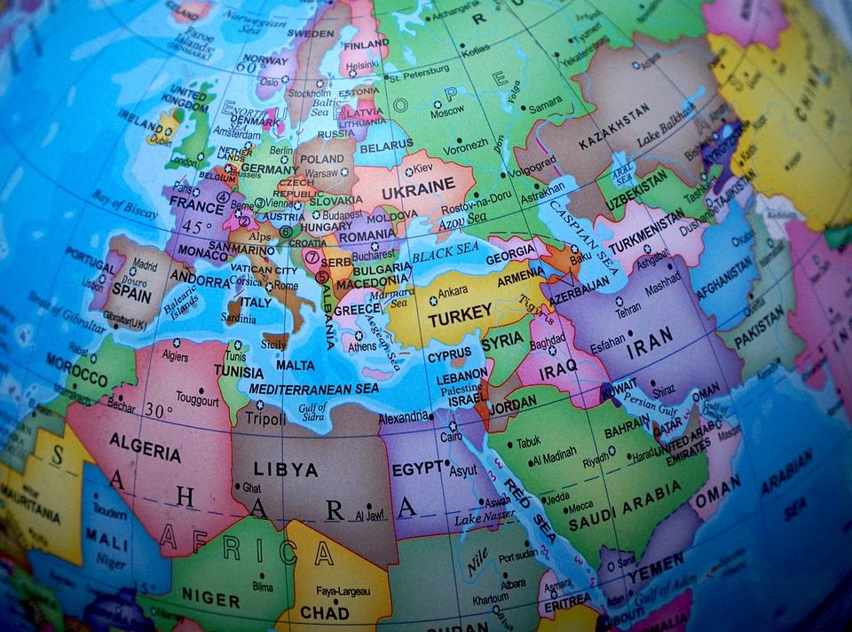 Globe World Map - Free photo on Pixabay