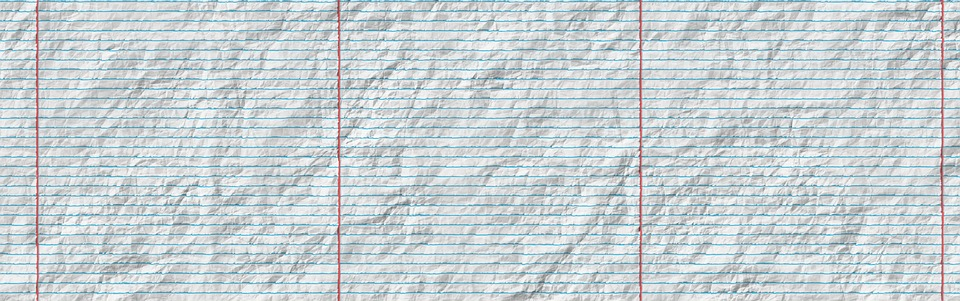 Banner Header Lined Paper · Free photo on Pixabay - lined paper with picture