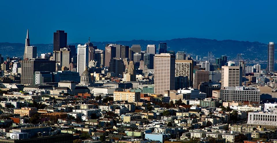 Urban Wallpaper Hd Free Photo San Francisco California City Free Image