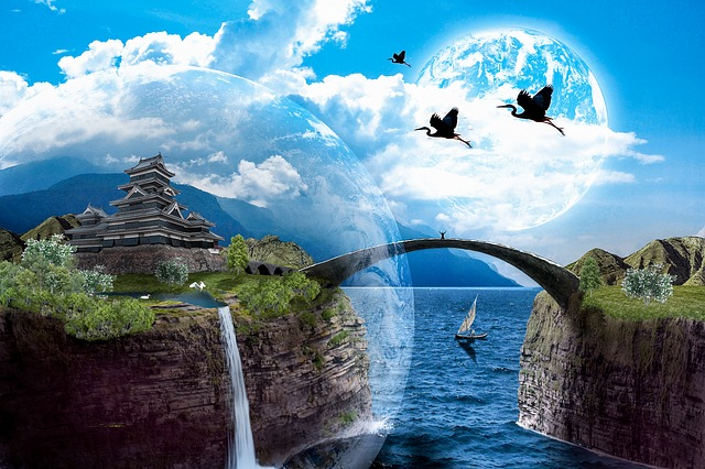 Water Animation Wallpaper Dream Landscape 183 Free Image On Pixabay