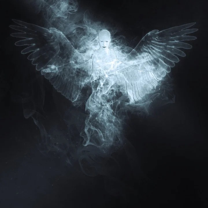 Animation Hd Wallpapers 1080p Free Illustration Angel Heaven Spiritual Fantasy