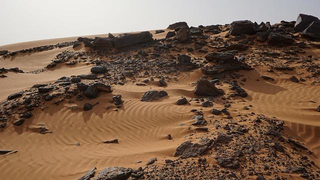Free Animal Wallpaper Backgrounds Free Photo Desert Rocks Sand Sudan Meroe Free Image
