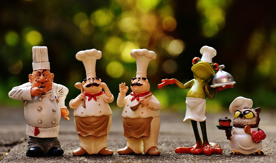 Free Cute Food Wallpaper Free Photo Chefs Figures Funny Cook Free Image On