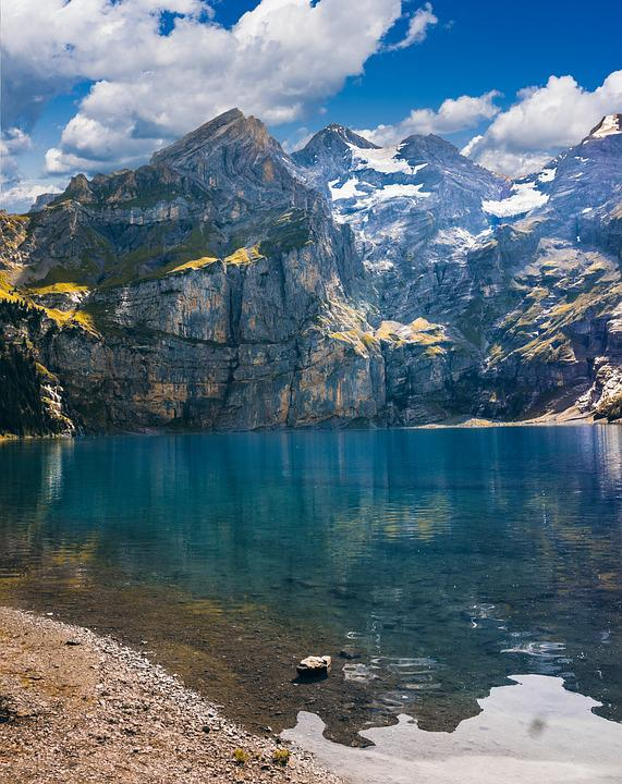 Www Animation Wallpaper Com Photo Gratuite Lac Montagnes Paysage Nature Image
