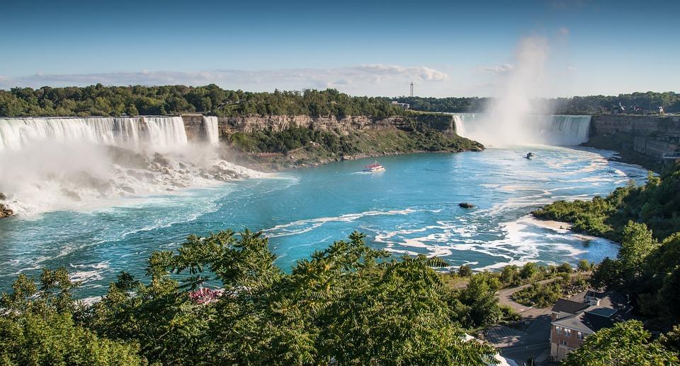 Niagara Falls Wallpaper Free Download Free Photo Niagara Falls Waterfall Canada Free Image
