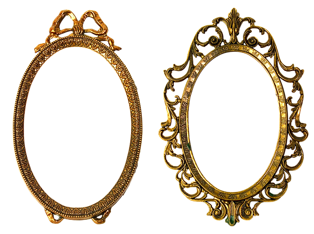 Frame Carved Gold Free Image On Pixabay - Vorhang Transparent Gold