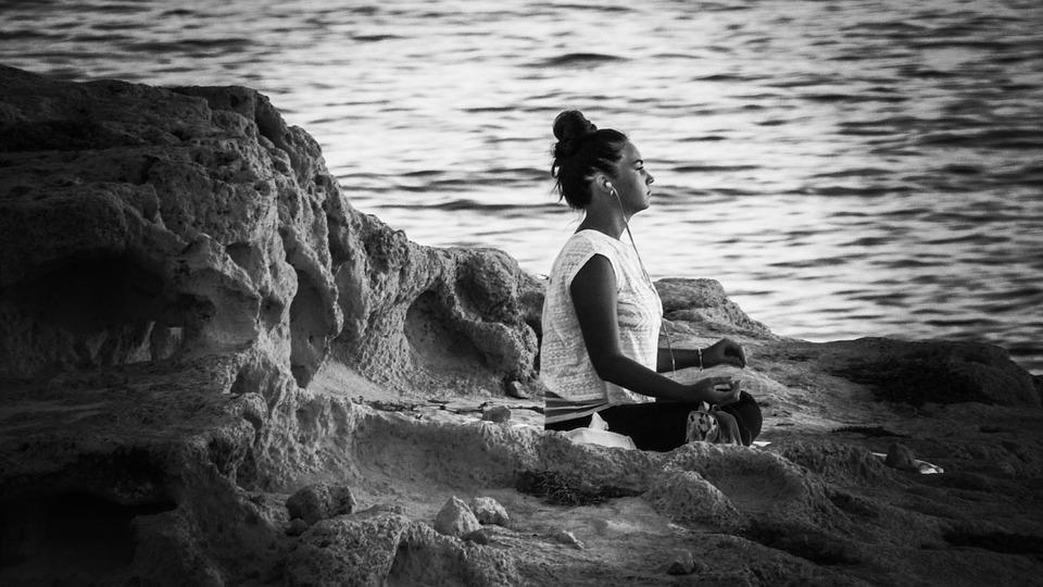 Free Sad Girl Wallpaper Download Meditation Girl Nature 183 Free Photo On Pixabay