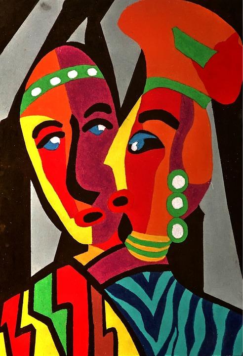 African Art Bold Design - Free image on Pixabay
