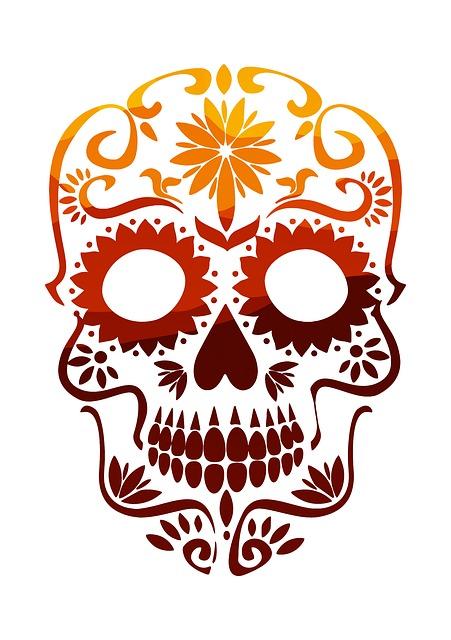 Death Girl Wallpaper Download Skull Sugar Mexican 183 Free Image On Pixabay