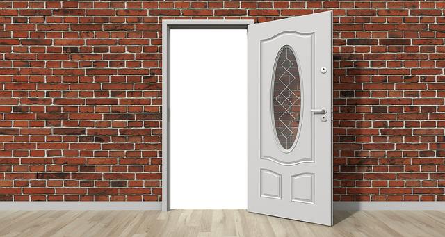 3d Interior Wallpaper Hd Door Open Wall 183 Free Image On Pixabay