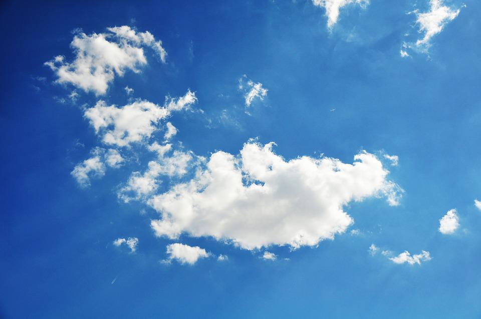 Free Fall Desktop Wallpaper Downloads Clear Blue Sky White Cloud 183 Free Photo On Pixabay