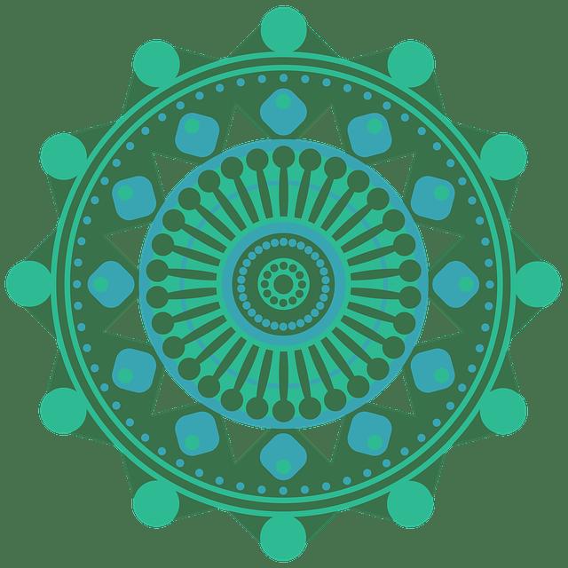 Free Wallpaper Fall Flowers Mandala Pattern Circle 183 Free Image On Pixabay