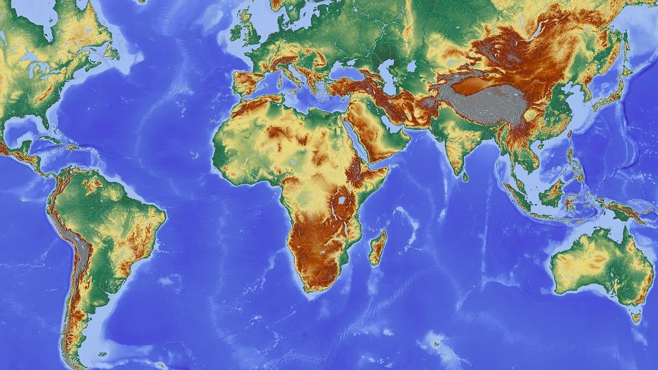 Afrika Harita Kıta Güney · Pixabay\u0027de ücretsiz resim - amerika haritasi