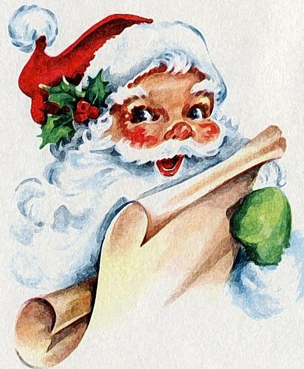Noel Santa Claus Christmas · Free image on Pixabay