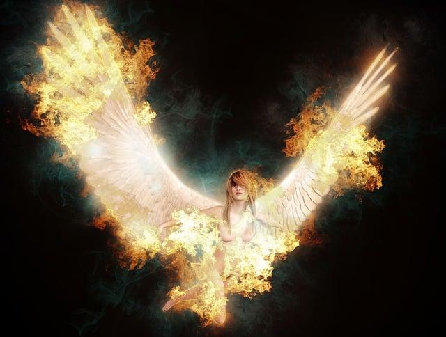 1080p Girl Wallpaper Free Illustration Fallen Angel Heaven Hell Angel