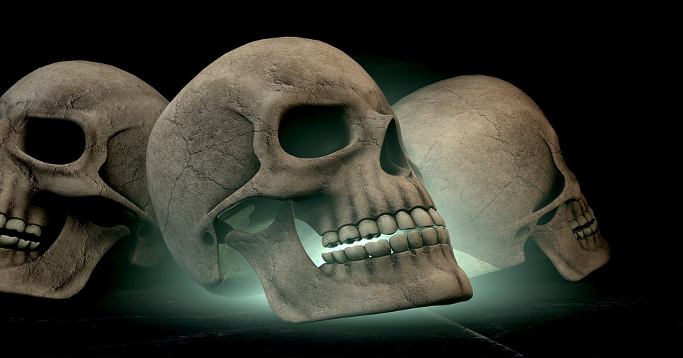 Death Girl Wallpaper Download Skull Bone Head 183 Free Image On Pixabay
