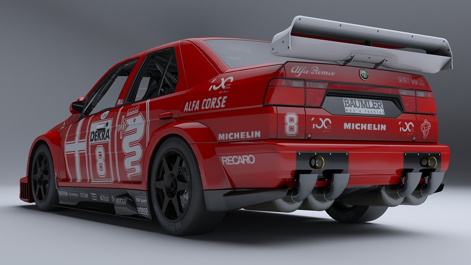 Sleeper Car Wallpaper Photo Gratuite Alfa Romeo 155 Dtm Image Gratuite Sur