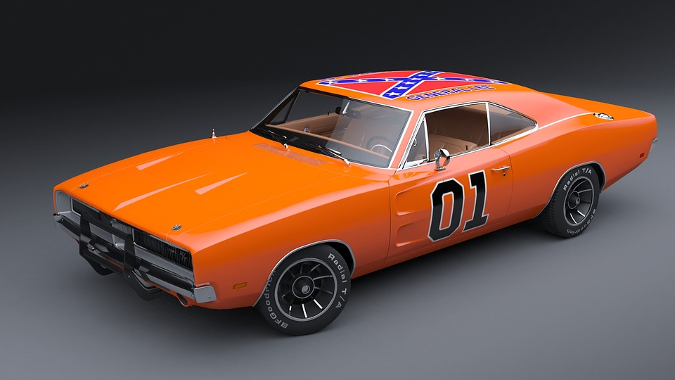 Fast And Furious 4 Cars Wallpapers Free Photo Dodge Charger General Lee Free Image On