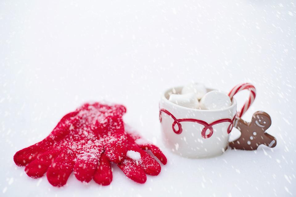 Cute Marshmallow Wallpapers For Iphone Free Photo Hot Chocolate Snow Winter Free Image On