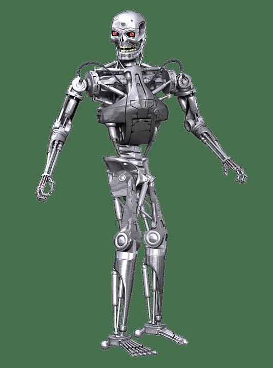 Retro Girl Wallpaper Robot Mechanical Futuristic 183 Free Image On Pixabay
