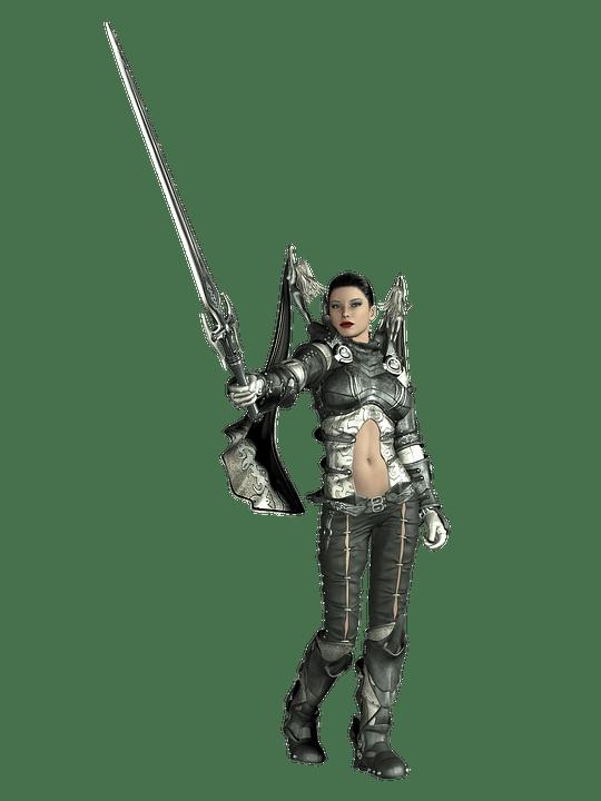 3d Wallpaper Anime Girl Armor Fantasy 183 Free Image On Pixabay