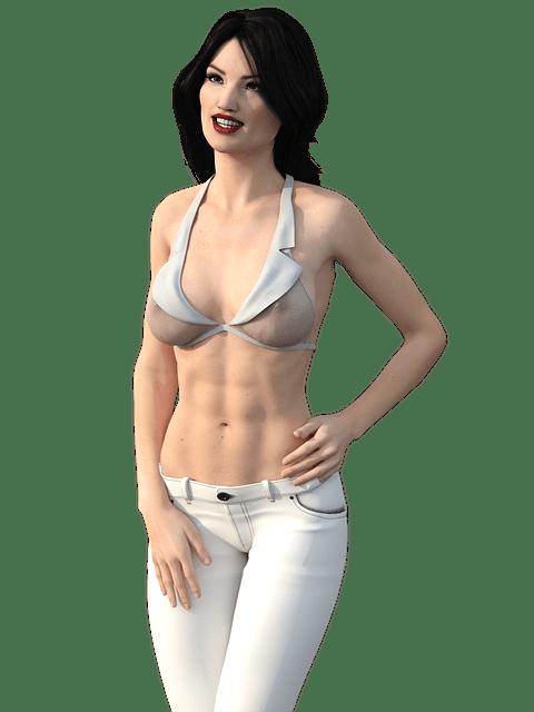 Anime Girl Wallpaper Hd Chubby 무료 일러스트 소녀 여자 누드 코르 셋 브래지어 비키니 팬티 Pixabay의 무료 이미지