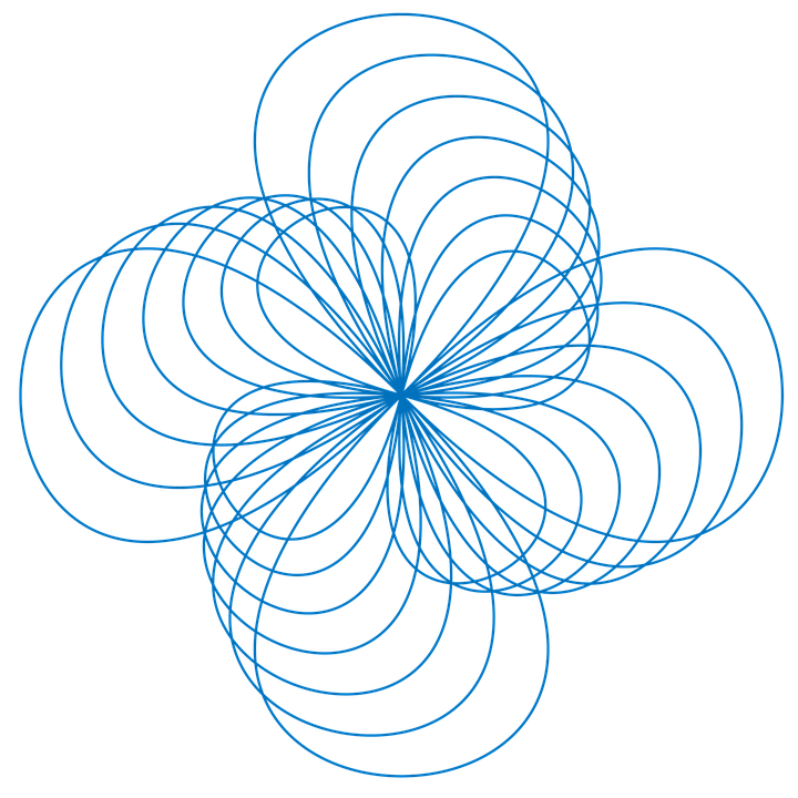 Orange Color Wallpaper Hd Free Illustration Spirograph Pattern Drawing Free